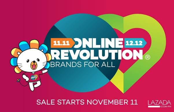Just In: Lazada launches 11.11 with more than 1M deals!