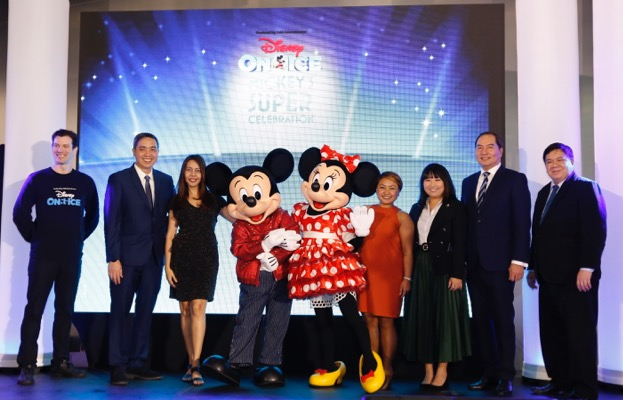 Mickey Mouse Is Having An Ultimate Celebration in Disney On Ice