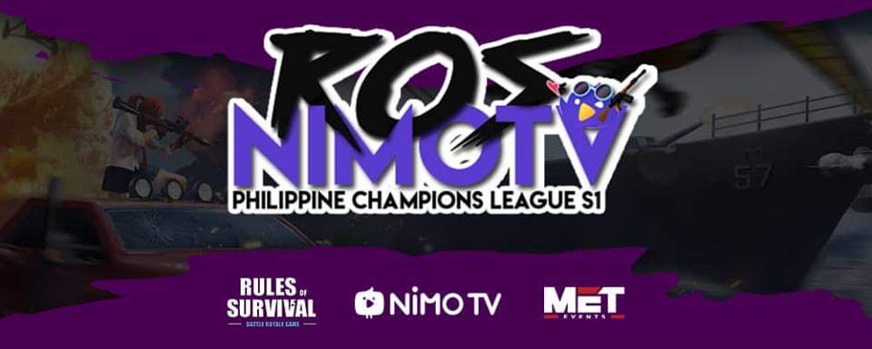 Nimo TV Brings the Excitement of the Philippine Champions League Playoffs at Your Fingertips