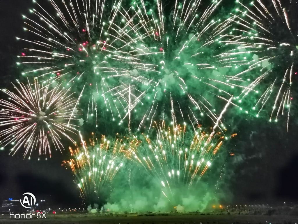 10th Philippine International Pyromusical Competition