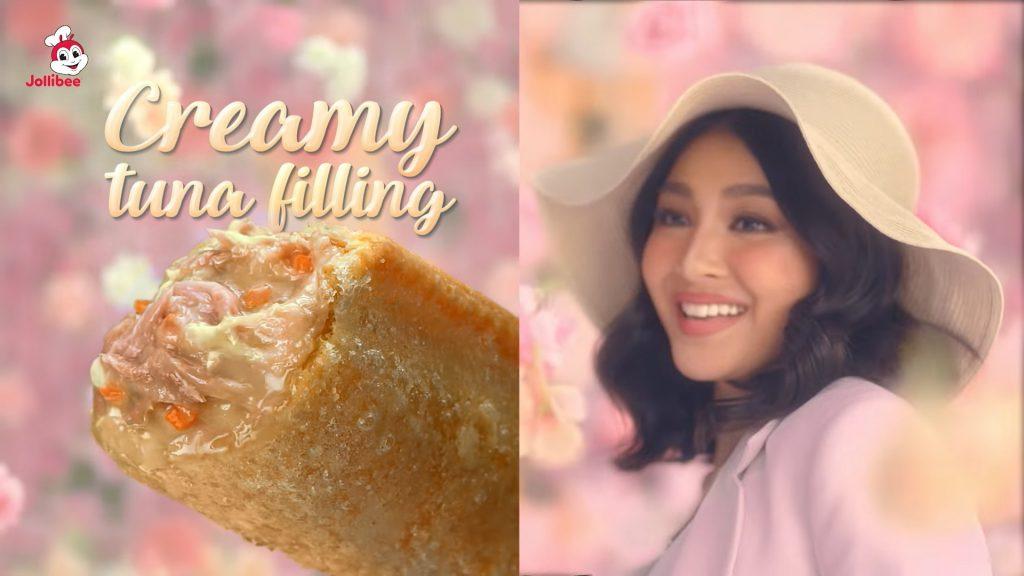 Here's Why Nadine Lustre Loves Jollibee Tuna Pie