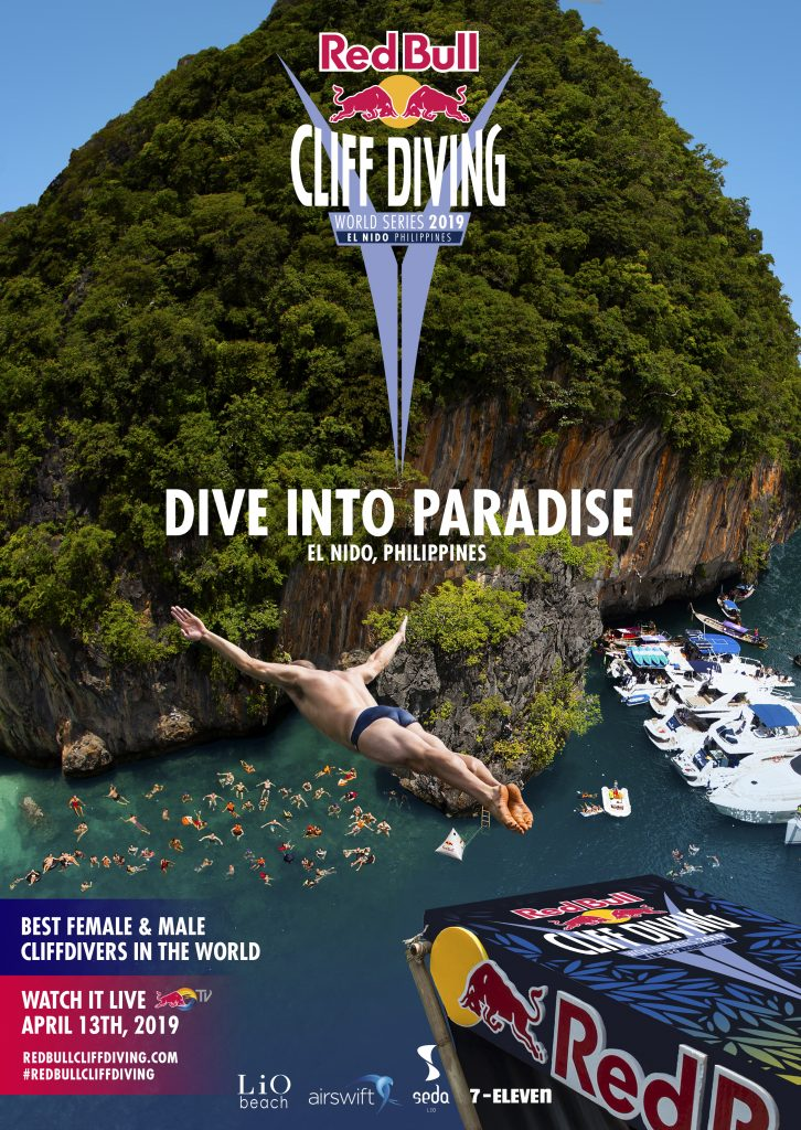 Red Bull Cliff Diving World Series Happening In PH