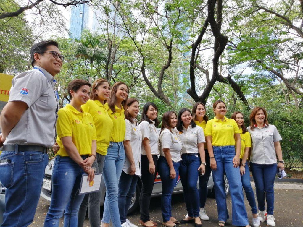 Women Drive Shell Pilipinas