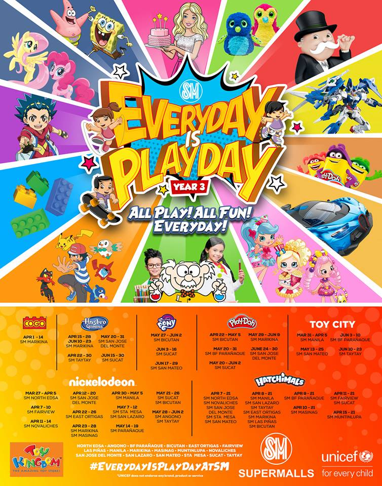 Everyday Is Play Day