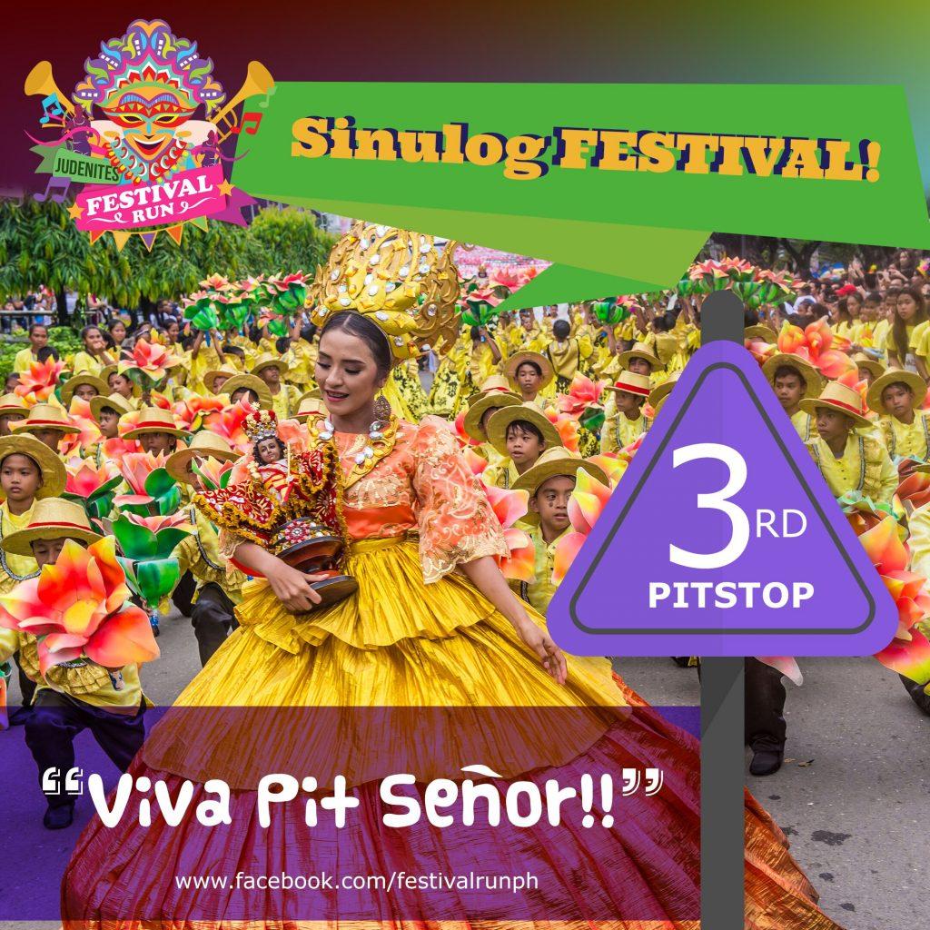 Festival Run 2019 Sinulog Festival