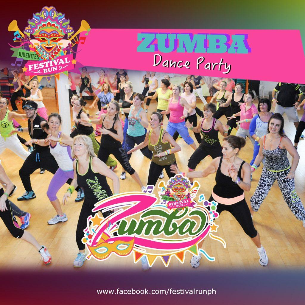 Festival Run 2019 Zumba Dance Party
