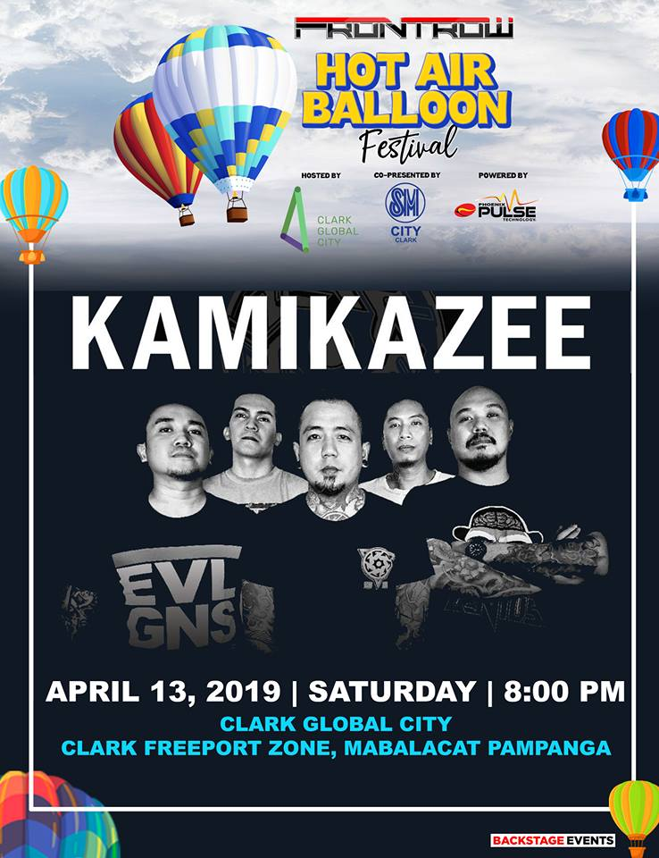Frontrow International Hot Air Balloon Festival - kamikazee