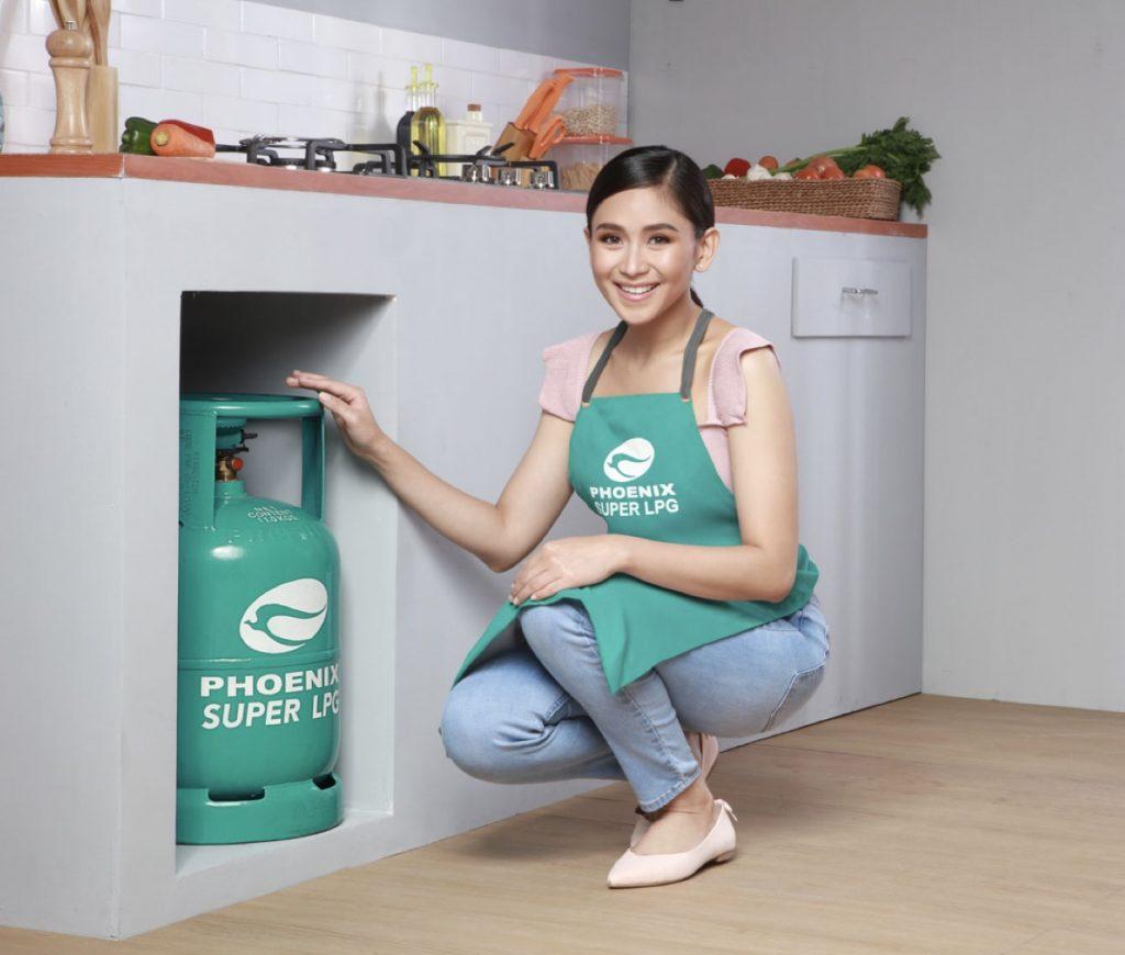 Sarah Geronimo for Phoenix Super LPG