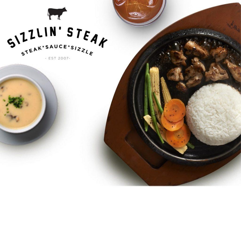 Sizzlin' Steak