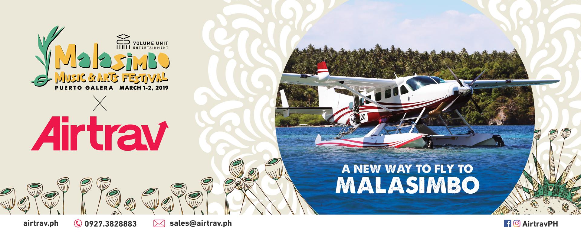 AirTrav - Malasimbo