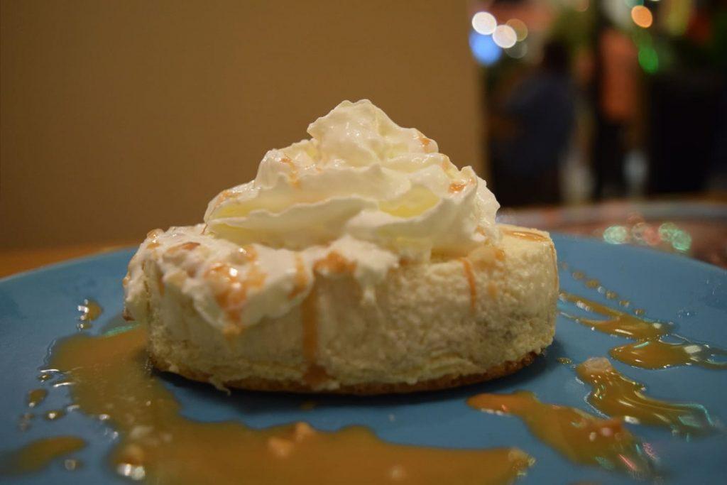 Fiery Style Cheesecake