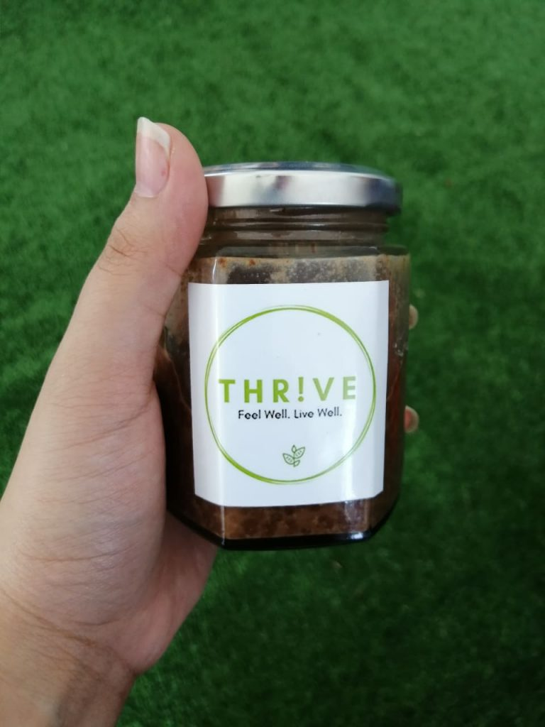Thrive Chia Champorado