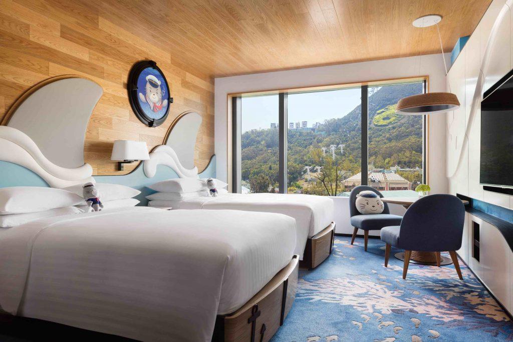 Hong Kong Ocean Park Marriott Hotel