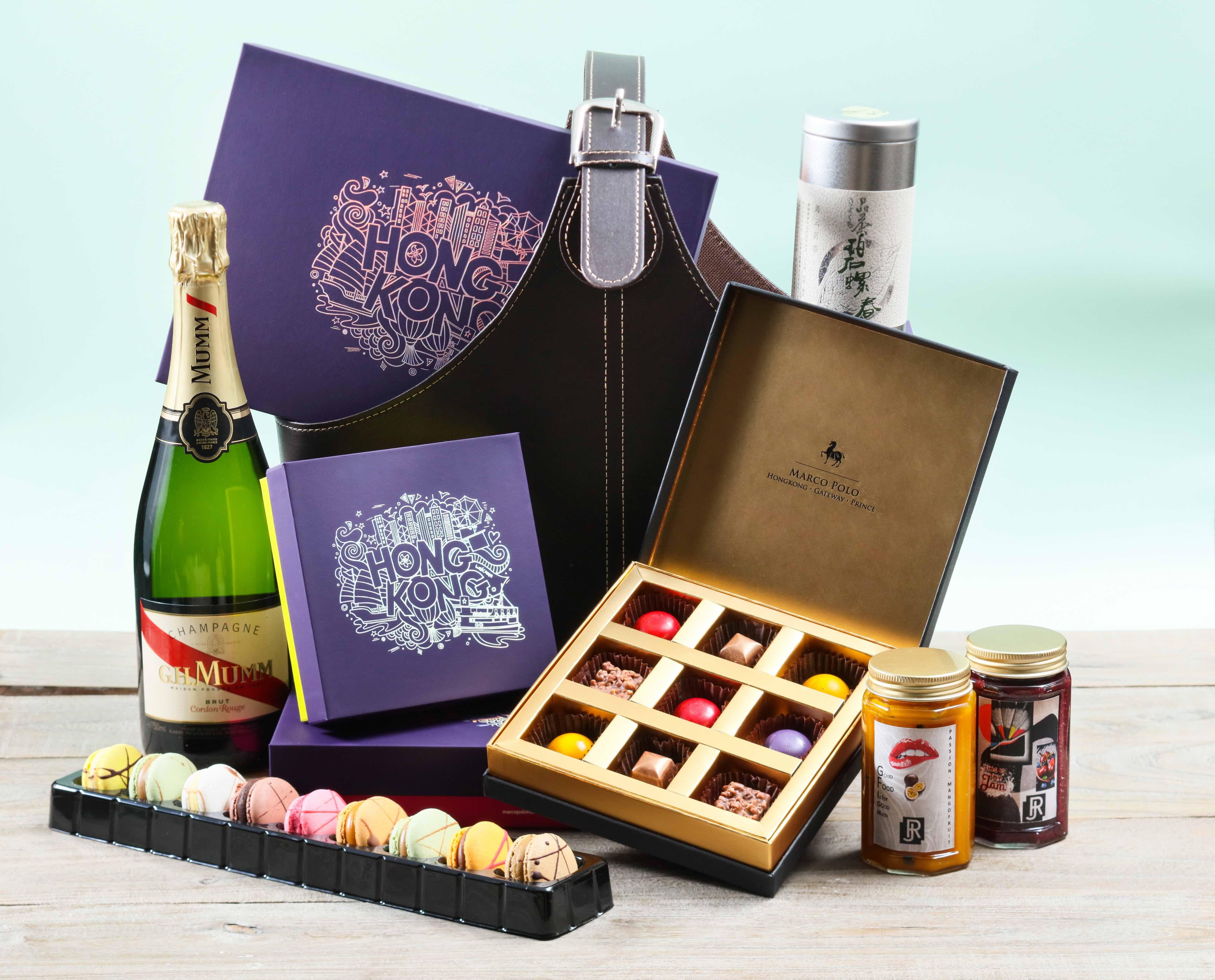 Marco Polo Hotels - HK_Marco Polo Gift Basket