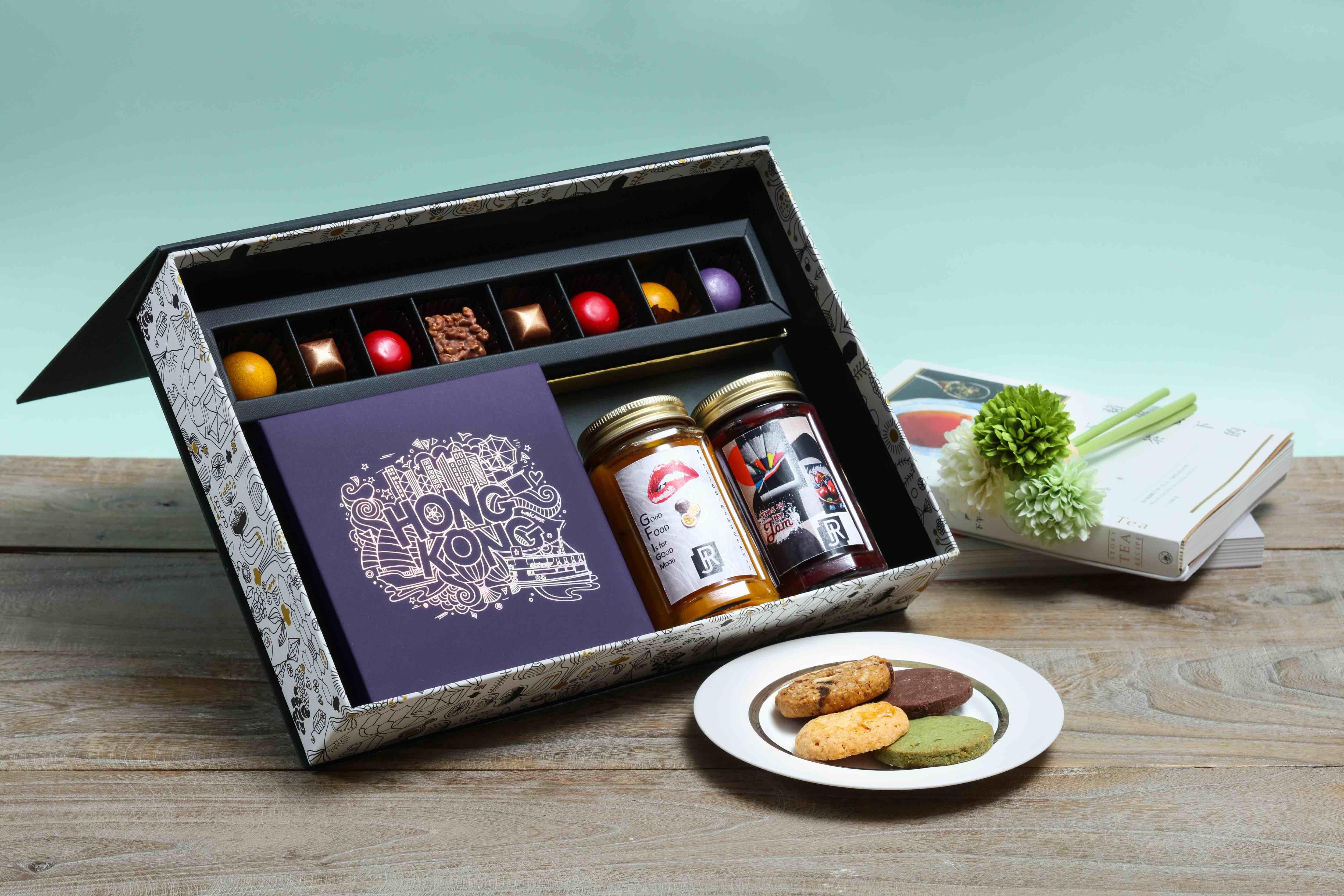 Marco Polo Hotels - HK_Premium Cookies Gift Box