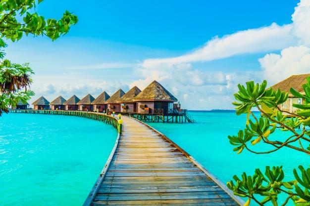 maldives getaway