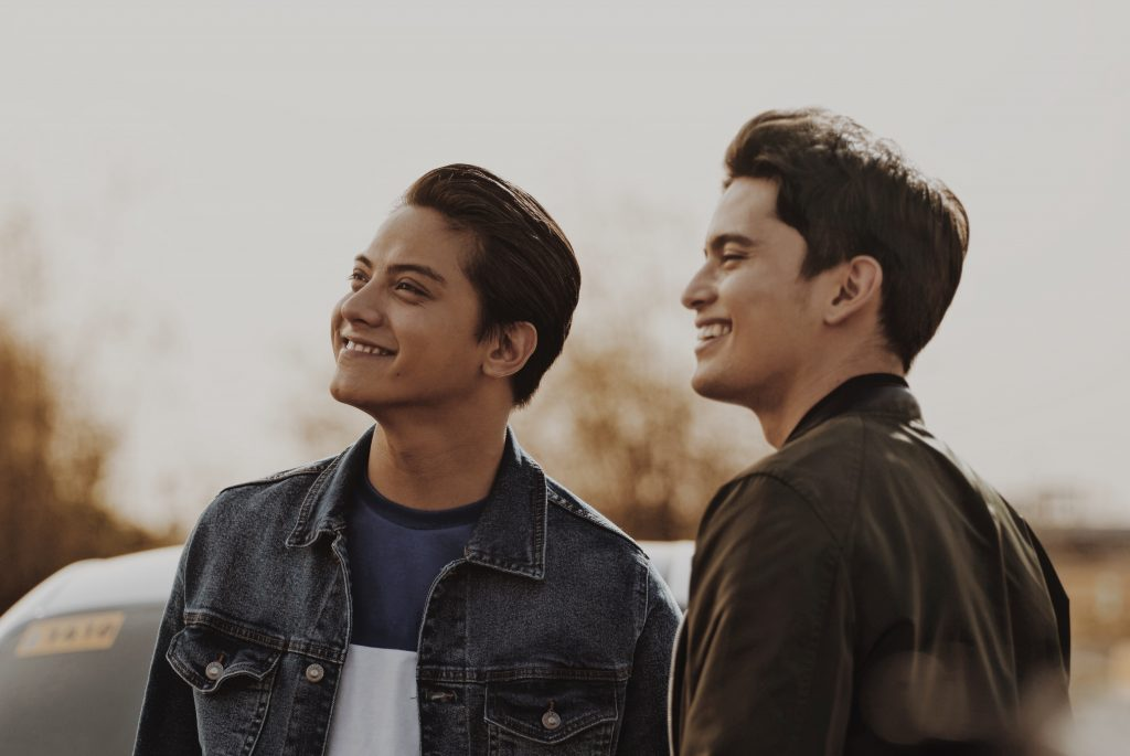 James Reid and Daniel Padilla