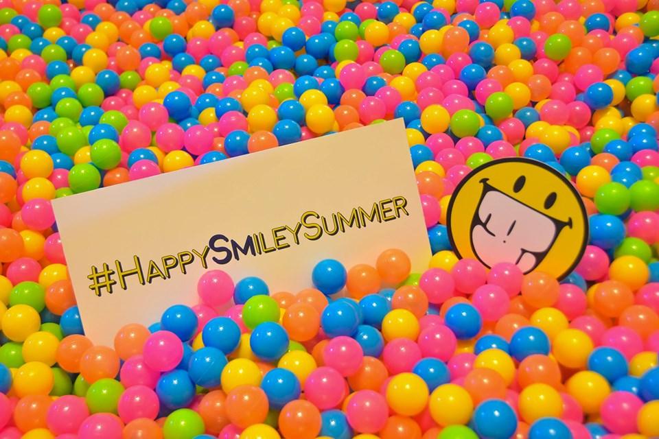 Happy SMiley Summer