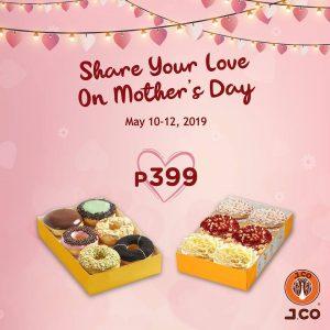 JCo Mother's Day Promo