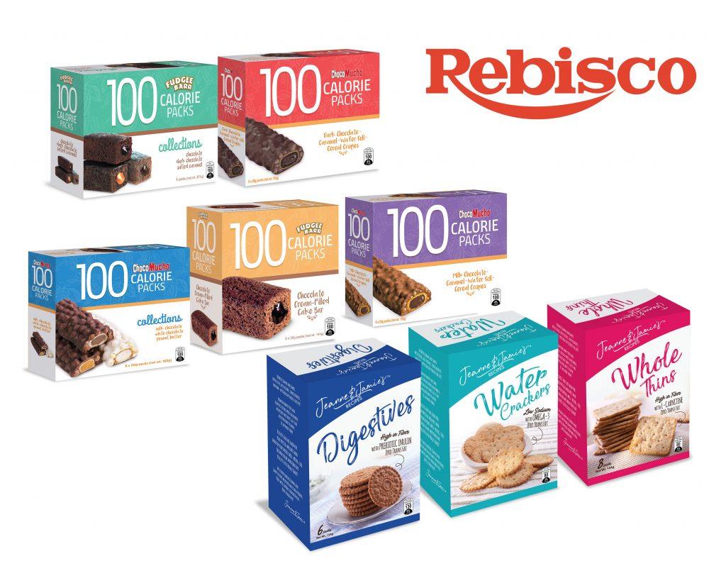 Rebisco Healthy Snacks