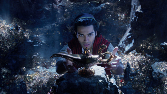 Disney's Aladdin: Ranked 1 During Its Opening Weekend