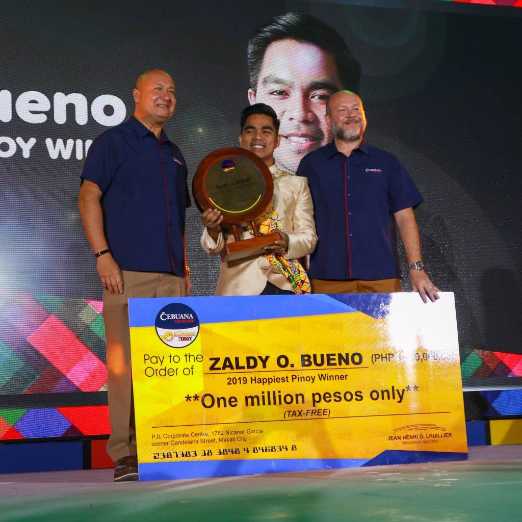 School Teacher Zaldy Bueno Is The Happiest Pinoy 2019