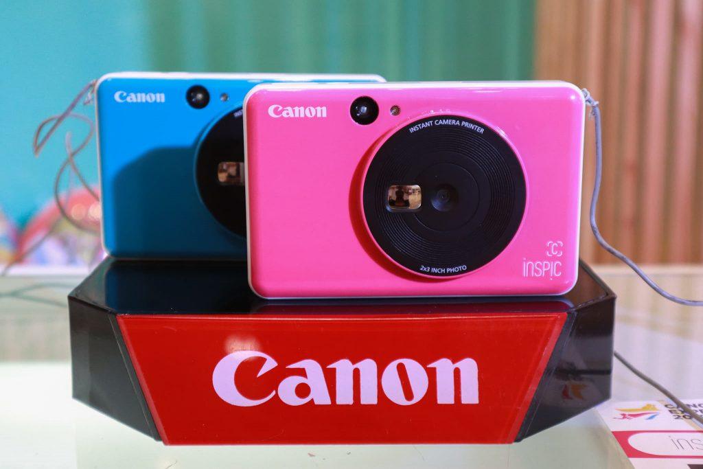 Canon iNSPiC [C]