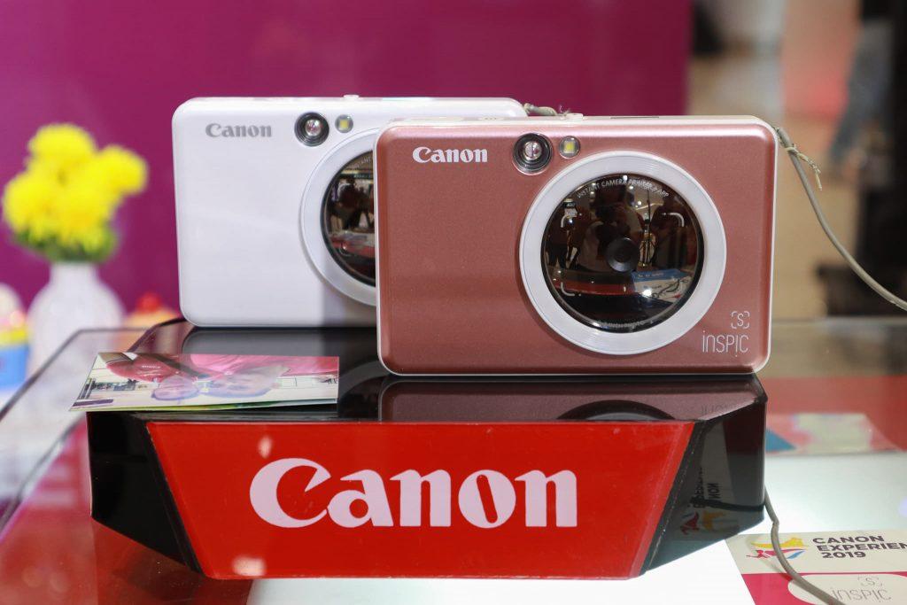 Canon iNSPiC [S]