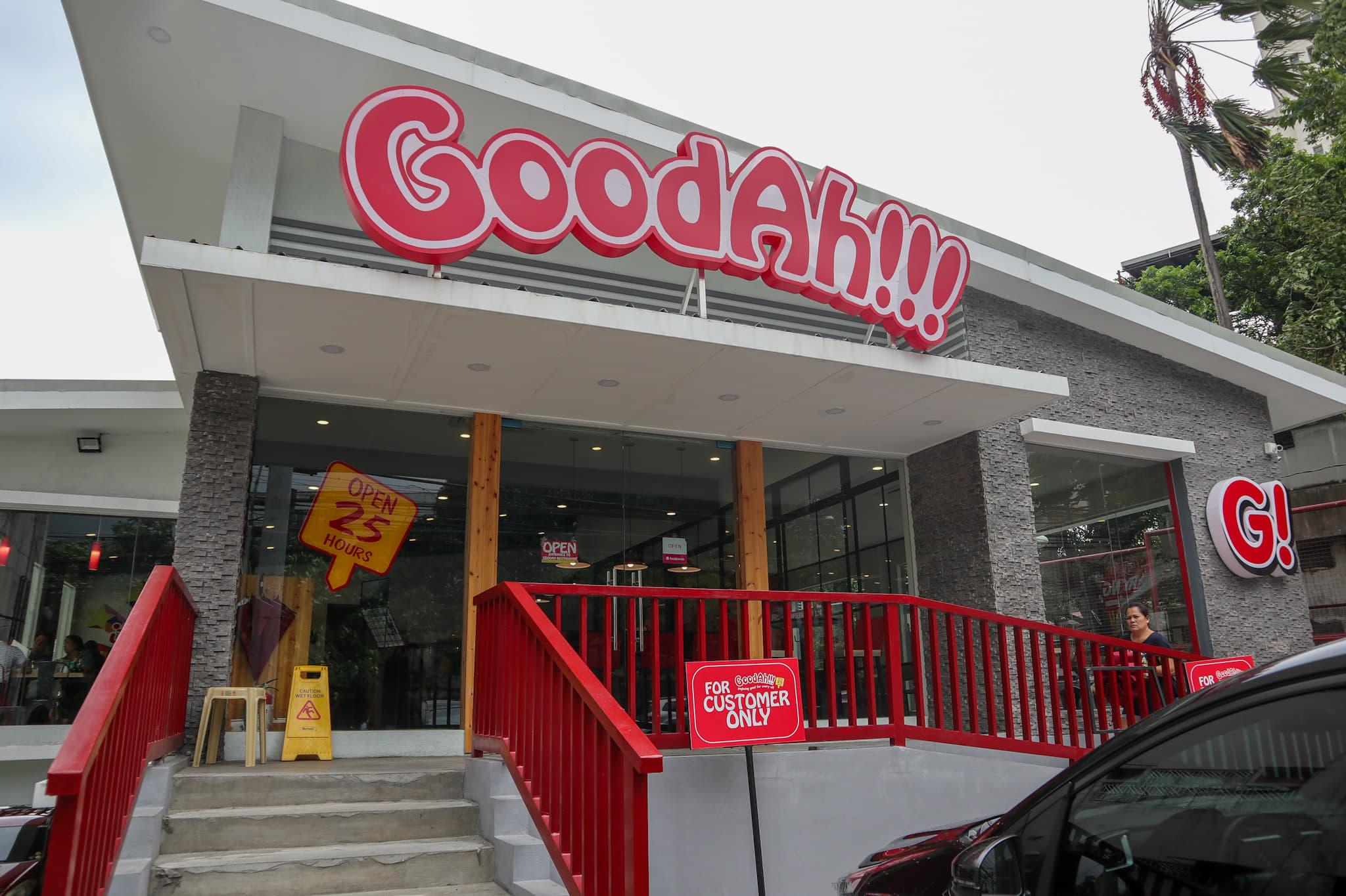 GoodAh!!! Granada branch facade