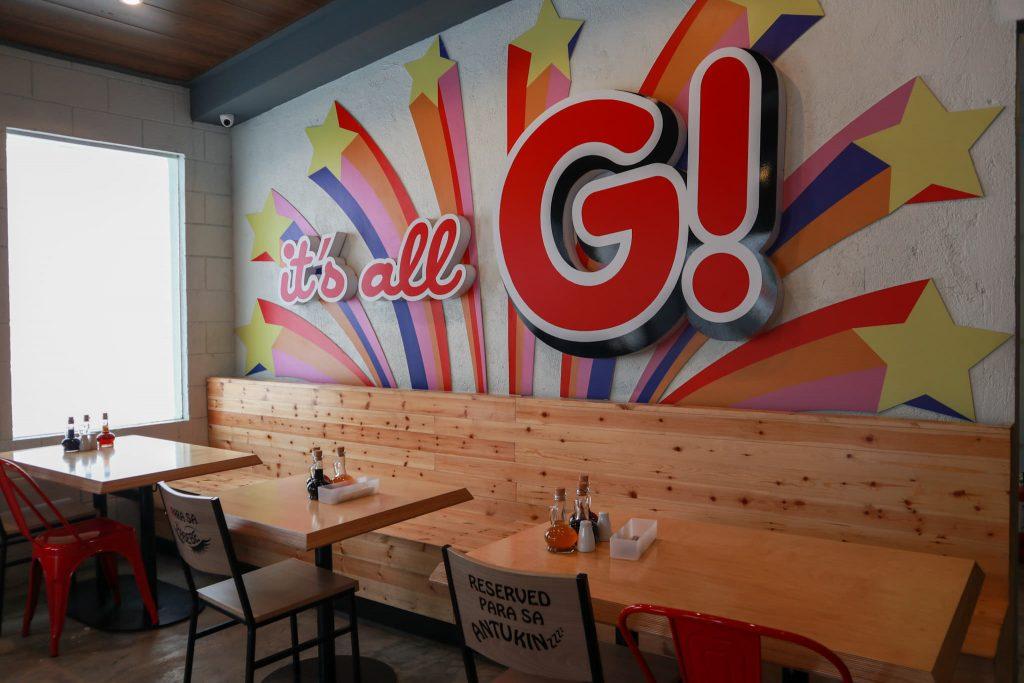 GoodAh!!! Granada branch interior