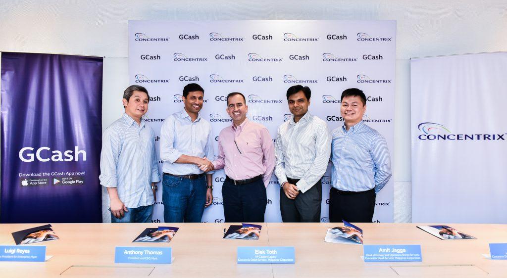 GCash and Concentrix Partnership