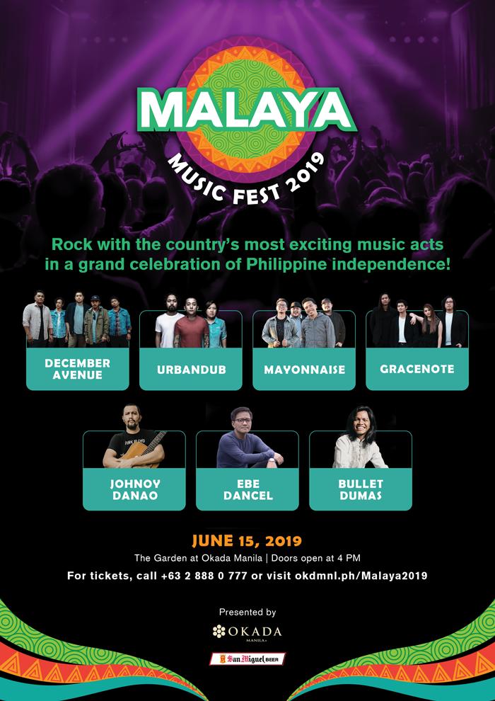 Malaya Music festival