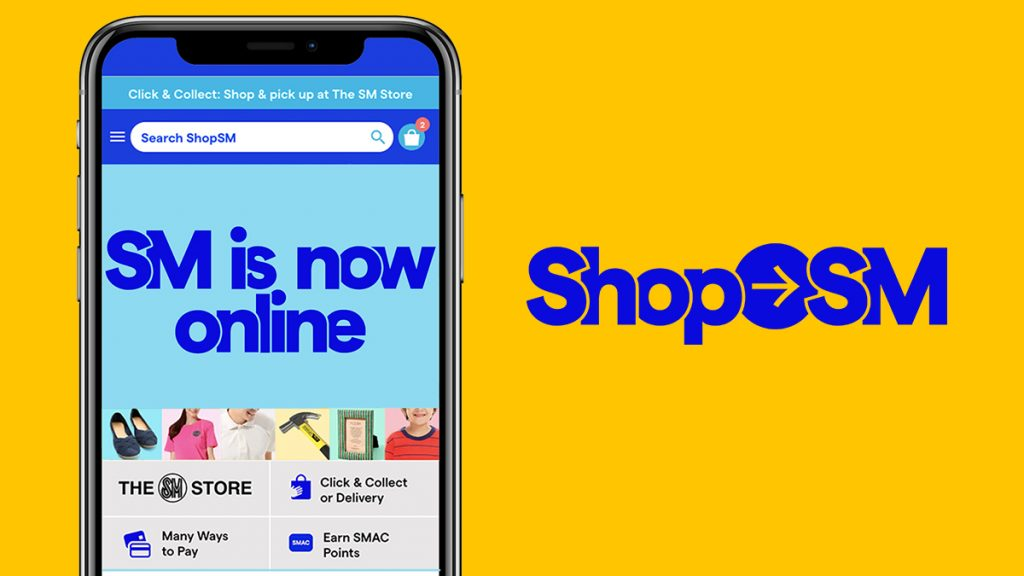 SM Supermalls Goes Online With ShopSM