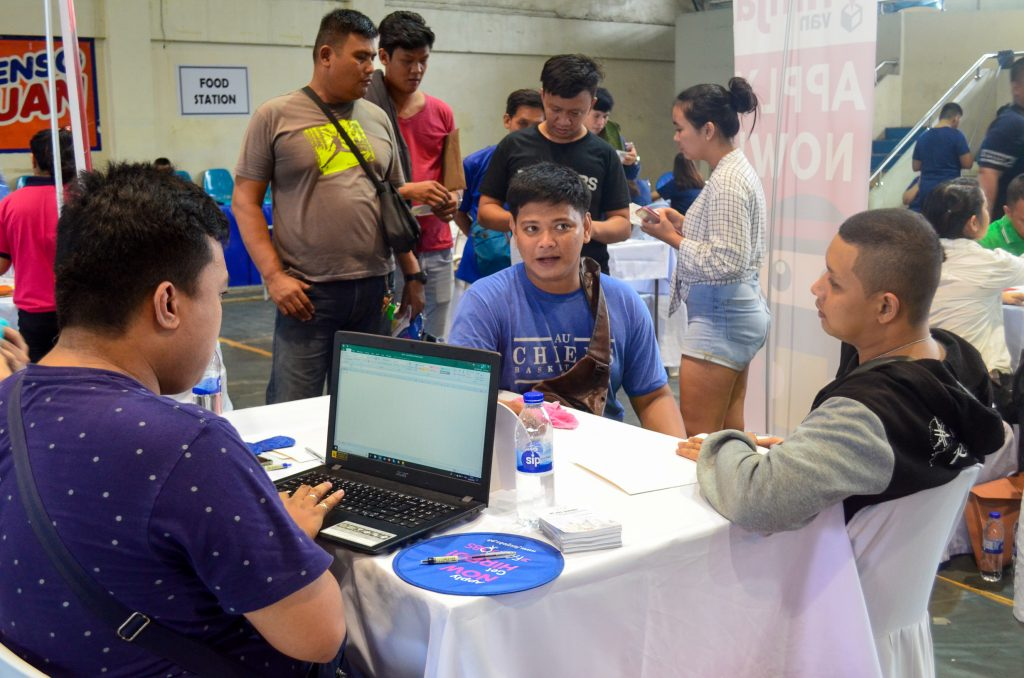 "FastJobs Hosts A Mini Job Fair And Free Seminar, ""For The Riders"""