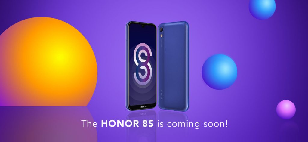 See More And Get More With The New HONOR 8S