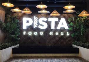 Pista Food Hall facade