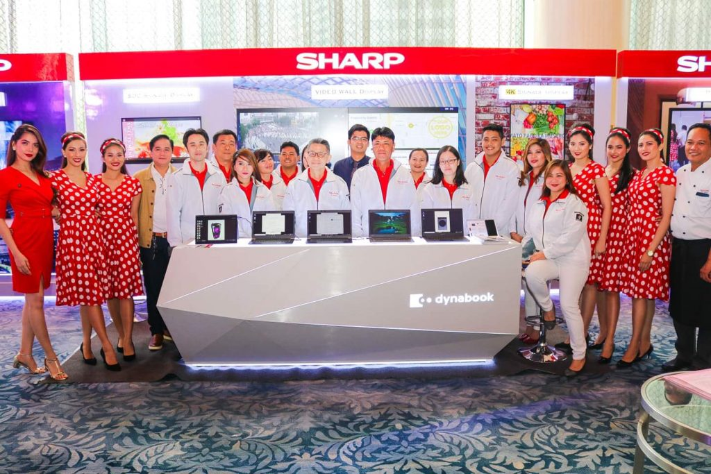 Sharp Introduced Better Solutions For A Better Life