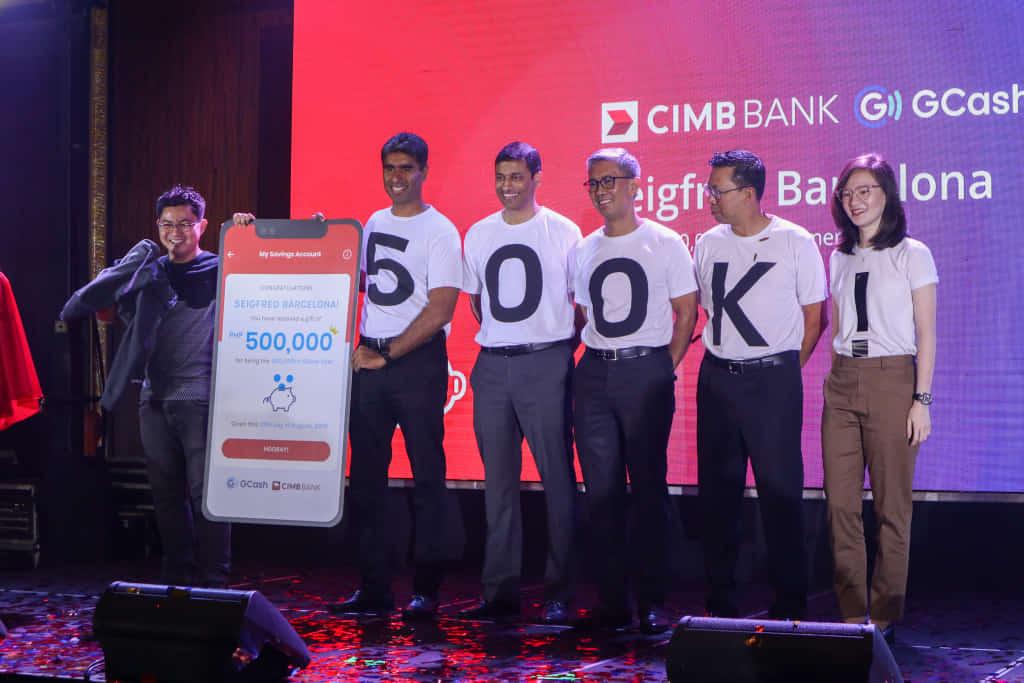 CIMB 500K Customer
