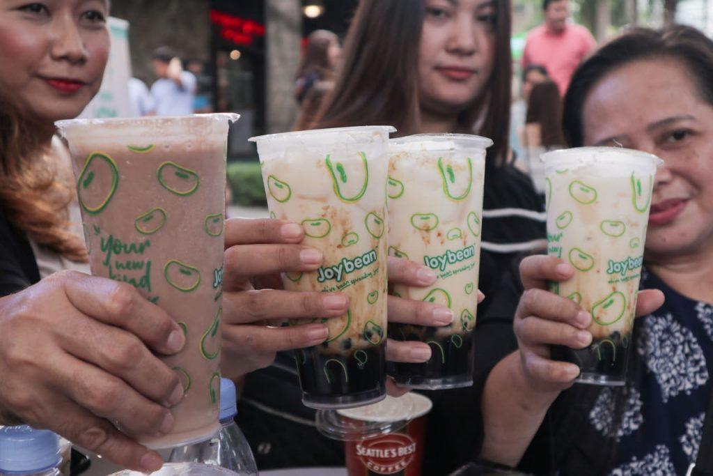 Joybean drinks