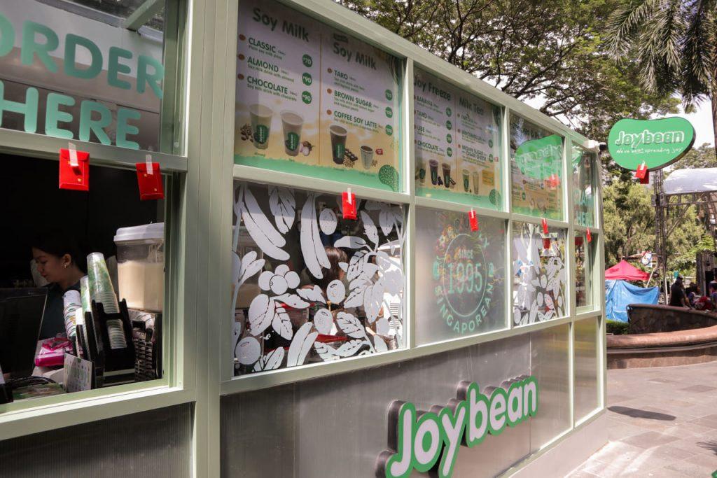 Joybean store facade