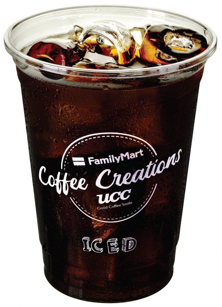 FamilyMart Coffee Creations Iced Coffee