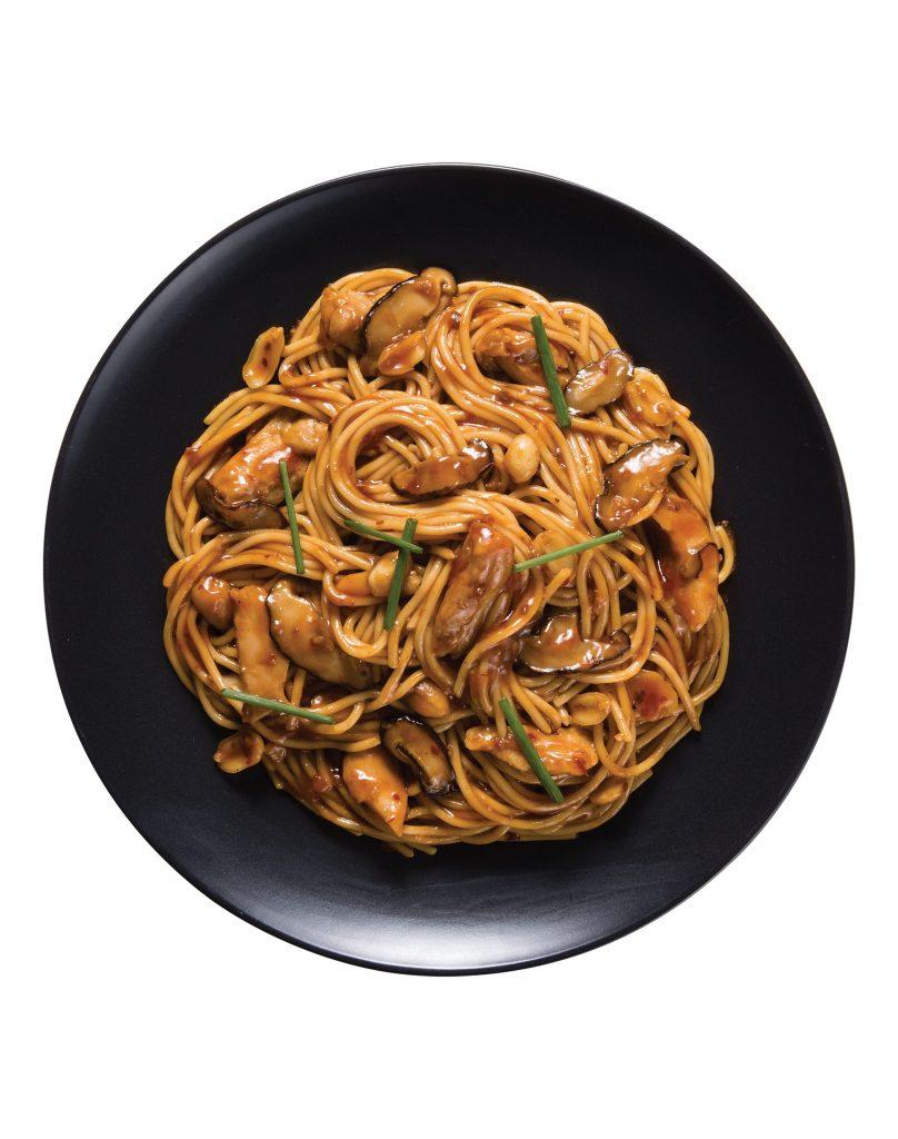 YC Charlie Chan Pasta 1