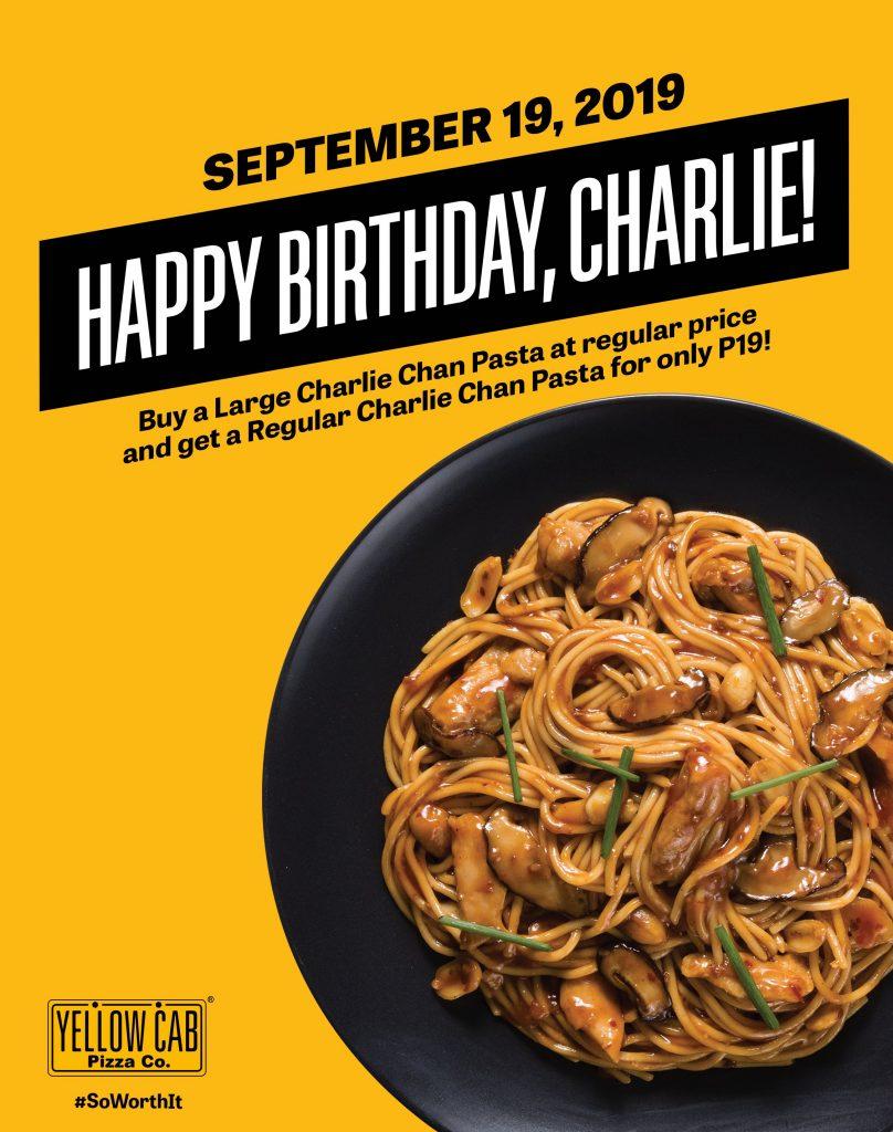 YC HBD Charlie Poster 1