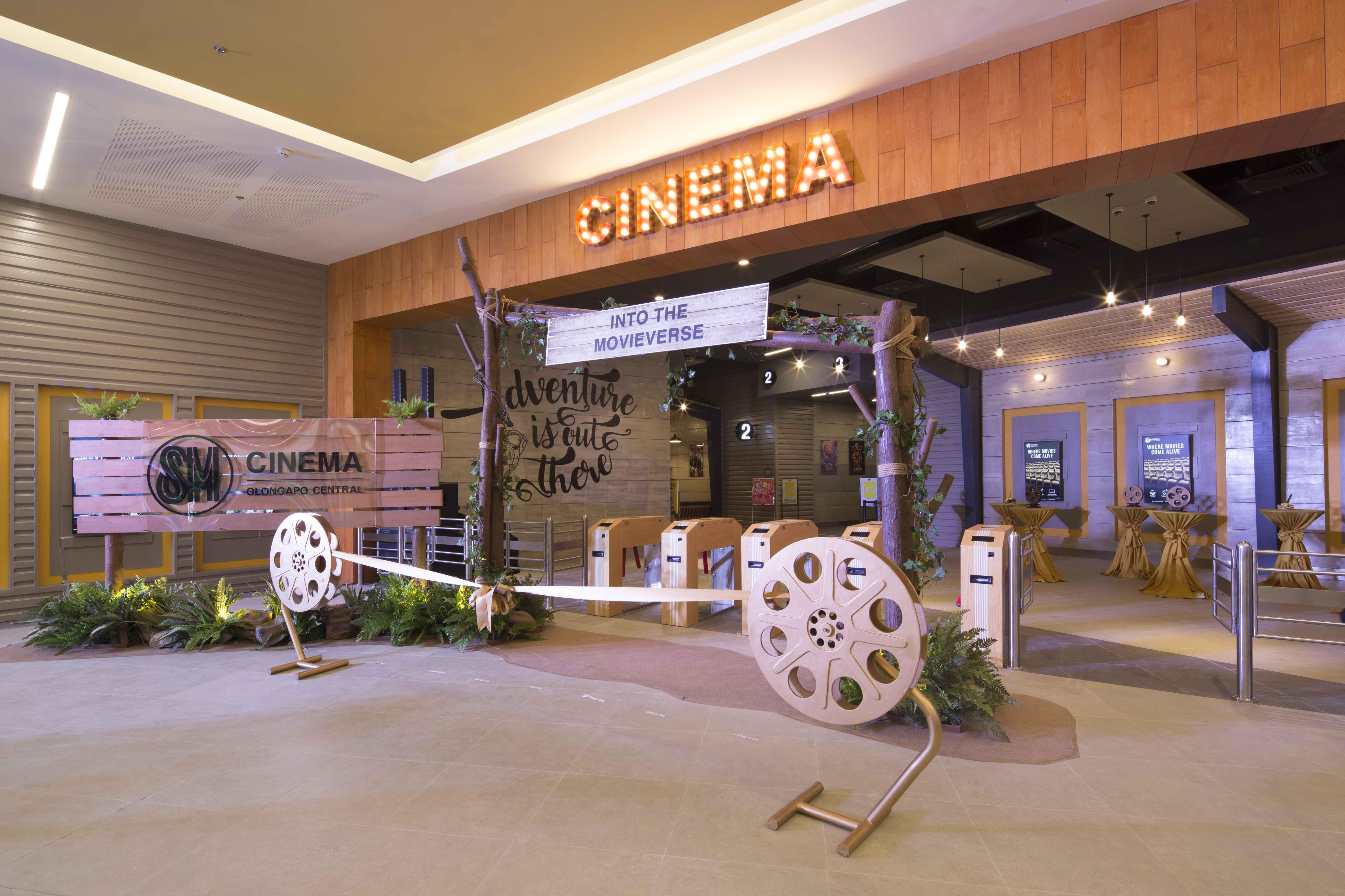 SM Cinema Olongapo Central