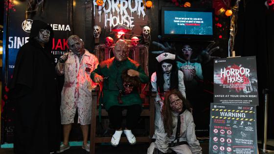 Here's The Movie Line-Up For Sine Sindak 2 Horror Film Festival