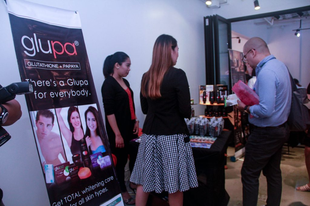 Age Defying Solutions, Glupa Interaction