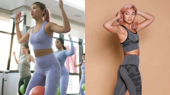 INEX ACTIVE Empowers Women With Its Workout Wear