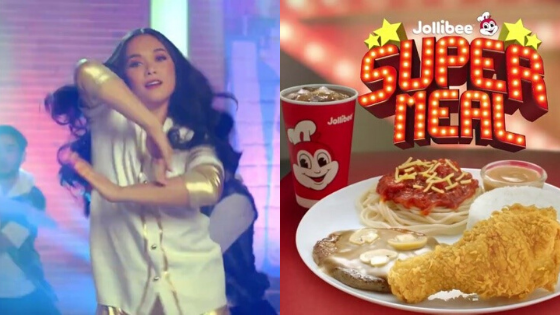 Introducing The Newest Endorser Of Jollibee Super Meals