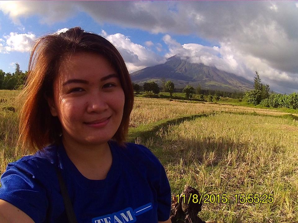 Mayon Volcano 2015
