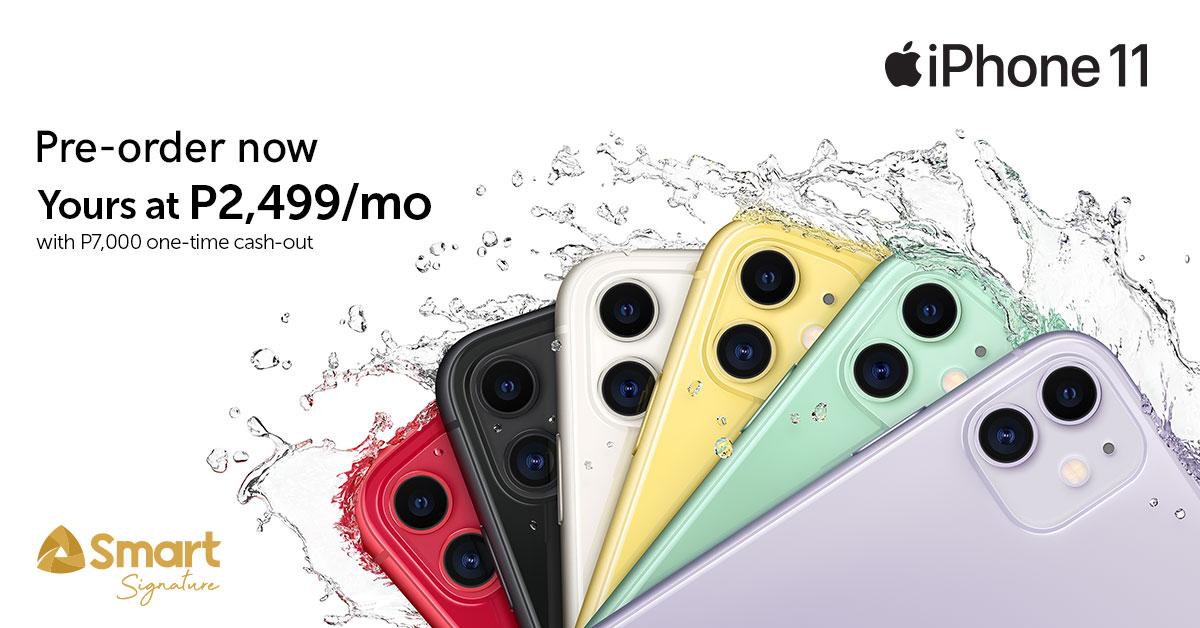 Smart iPhone 11